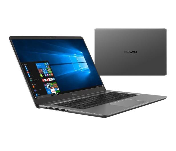 """Huawei MateBook D 15.6"""" i5-8250U/8GB/120+1TB/Win10 MX150 - 426852 - zdjęcie"""