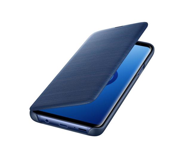 Samsung LED View Cover do Galaxy S9+ Blue - 405922 - zdjęcie 2