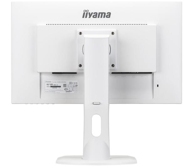 iiyama XUB2492HSU biały - 427179 - zdjęcie 4