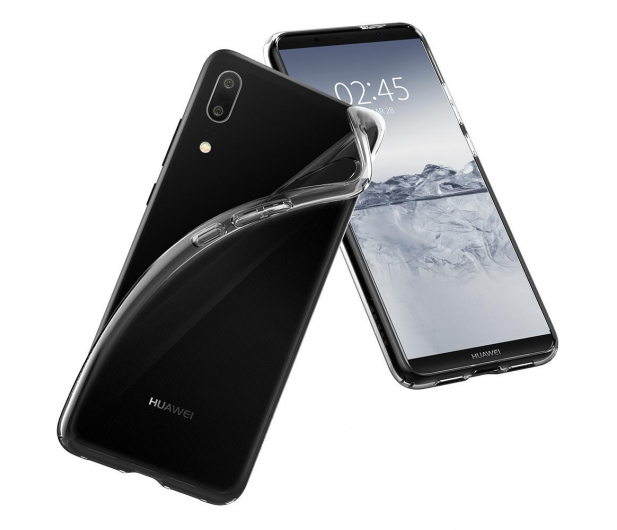 Spigen Liquid Crystal do Huawei P20 Clear - 424950 - zdjęcie 2