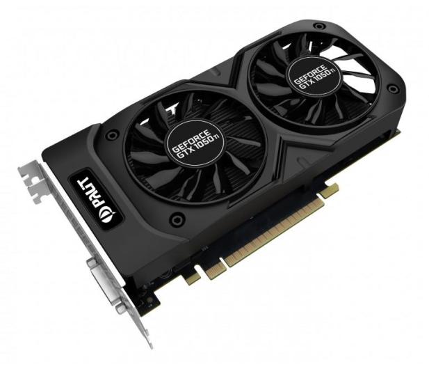Palit GeForce GTX 1050 Ti DUAL 4GB GDDR5 - 426410 - zdjęcie 2