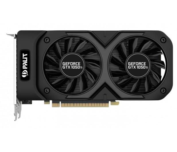 Palit GeForce GTX 1050 Ti DUAL 4GB GDDR5 - 426410 - zdjęcie 3