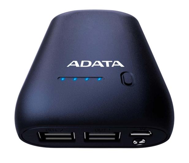 ADATA Power Bank P10050 10050 mAh 2.4A (granatowy) - 427674 - zdjęcie 2