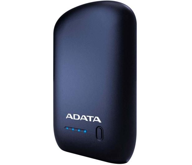 ADATA Power Bank P10050 10050 mAh 2.4A (granatowy) - 427674 - zdjęcie 3