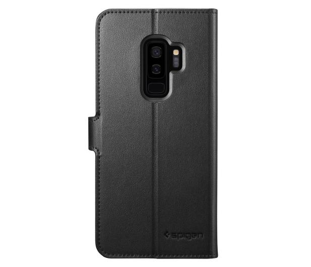 Spigen Wallet S do Galaxy S9+ Black  - 424914 - zdjęcie 5