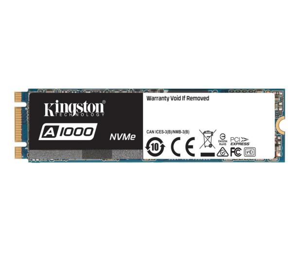 Kingston 960GB M.2 2280 A1000 PCIe  - 421963 - zdjęcie