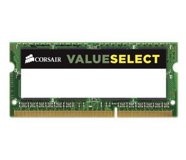Corsair 4GB 1600MHz DDR3L CL11 1.35V - 420755 - zdjęcie