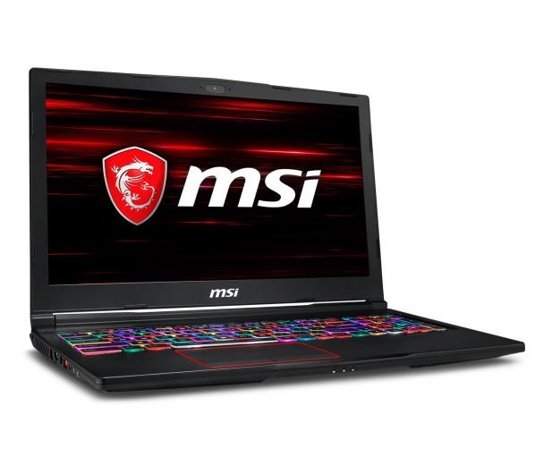 MSI GE63 i7-8750H/16GB/1TB+256/Win10 GTX1070 120Hz  - 436381 - zdjęcie 8