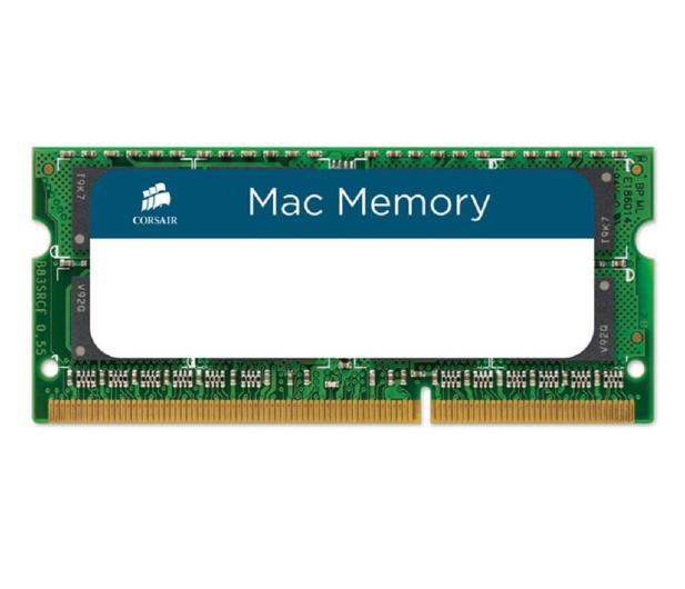 Corsair 8GB 1333MHz Mac Memory CL9 1.5V - 420791 - zdjęcie