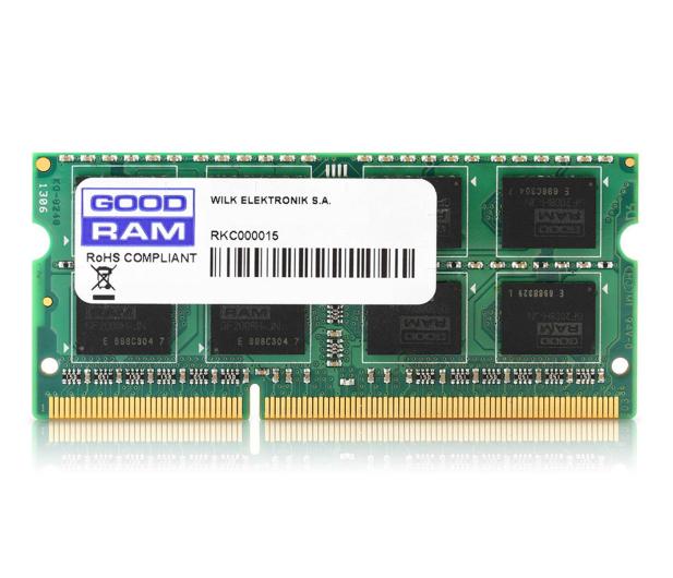 GOODRAM 4GB 1600MHz 1.35V CL11 SR  - 420906 - zdjęcie