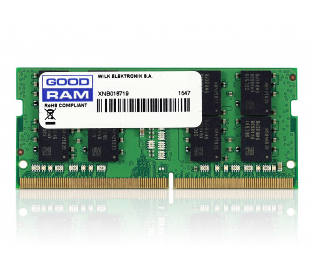 GOODRAM 8GB 2133MHz CL15  - 420924 - zdjęcie