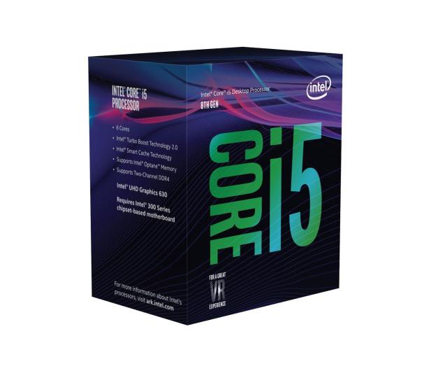 Intel i5-8500 3.00GHz BOX - 421225 - zdjęcie