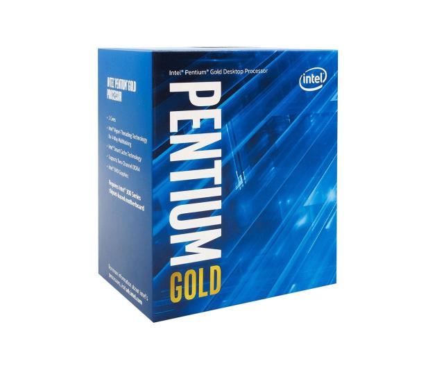 Intel Pentium Gold G5500 3.80GHz BOX - 421232 - zdjęcie