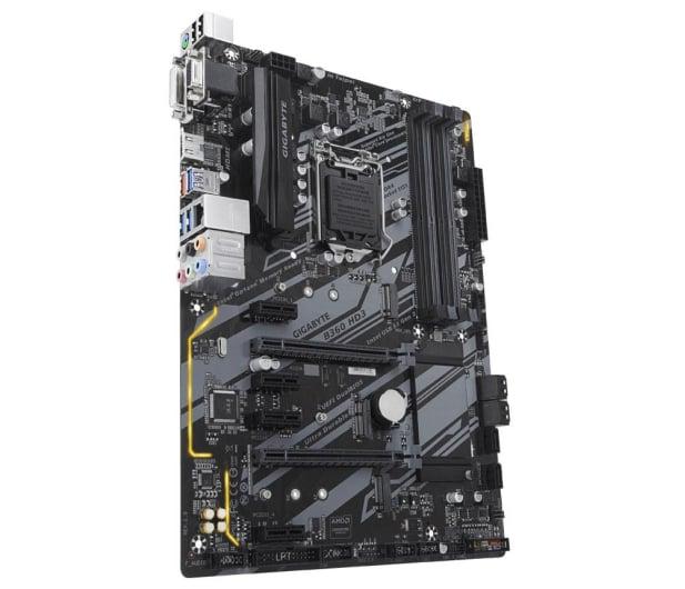 Gigabyte B360 HD3 - 422530 - zdjęcie 2