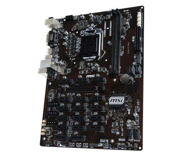 MSI B360-F PRO - 422532 - zdjęcie 2
