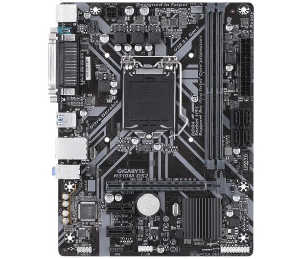 Gigabyte H310M DS2 - 421061 - zdjęcie 3