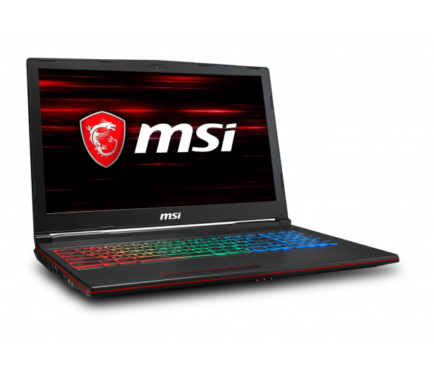 MSI GP63 i7-8750H/8GB/240+1TB/Win10 GTX1060  - 444026 - zdjęcie 8