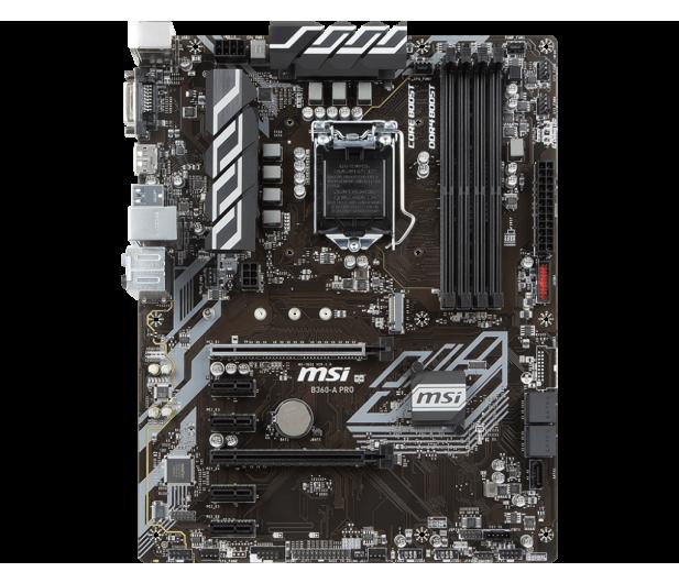 MSI B360-A PRO - 422200 - zdjęcie 2