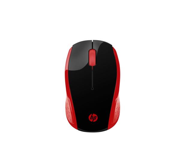 HP Wireless Mouse 200 Empress Red - 419760 - zdjęcie