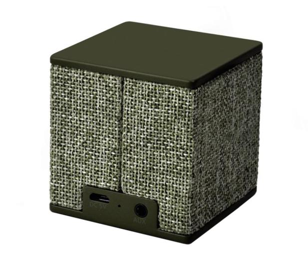 Fresh N Rebel Rockbox Cube Fabriq Edition Army - 420973 - zdjęcie 2