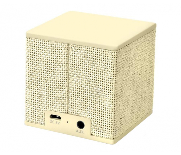 Fresh N Rebel Rockbox Cube Fabriq Edition Buttercup - 420988 - zdjęcie 2