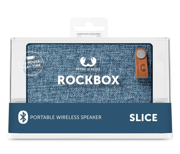 Fresh N Rebel Rockbox Slice Fabriq Edition Indigo  - 421030 - zdjęcie 6