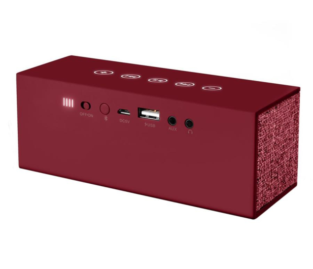 Fresh N Rebel Rockbox Brick Fabriq Edition Ruby - 421924 - zdjęcie 2