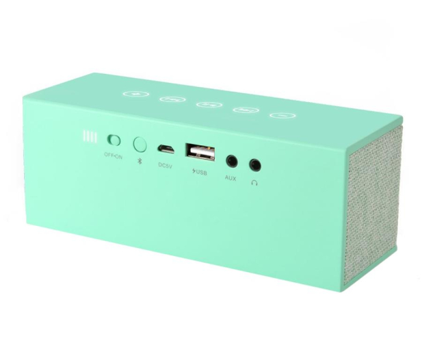 Fresh N Rebel Rockbox Brick Fabriq Edition Peppermint  - 421913 - zdjęcie 2