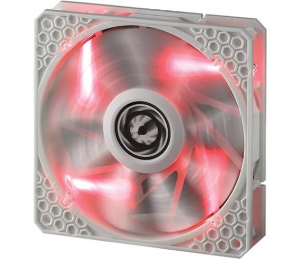 Bitfenix Spectre PRO 120mm czerwony LED (biały) - 420054 - zdjęcie