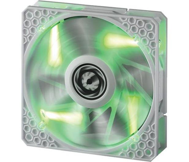 Bitfenix Spectre PRO 120mm zielony LED (biały)  - 420055 - zdjęcie