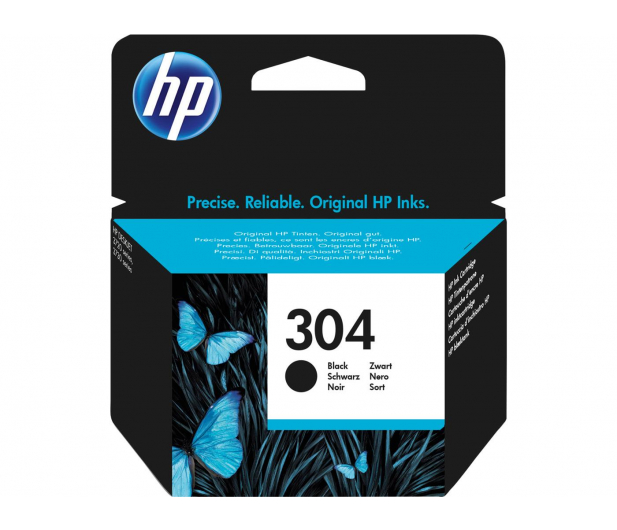 HP 304 N9K06AE black 120 str. - 423469 - zdjęcie