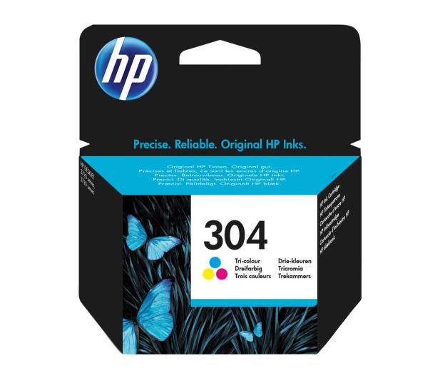 HP 304 N9K05AE CMY 100 str.  - 423472 - zdjęcie