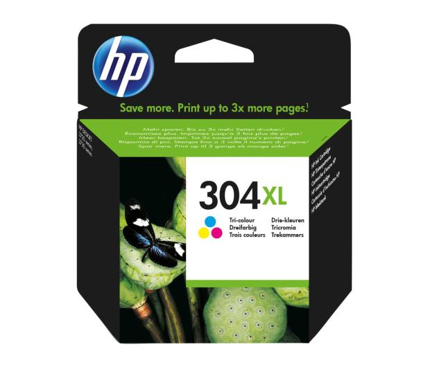 HP 304XL N9K07AE CMY 330 str. - 423474 - zdjęcie