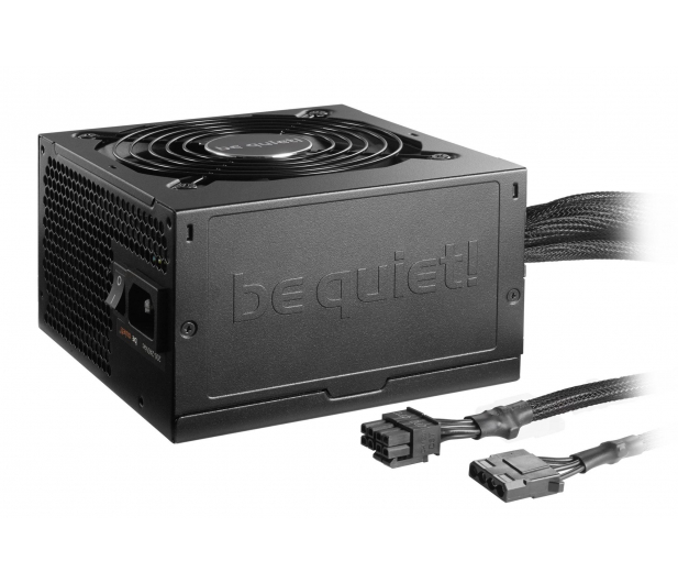 be quiet! System Power 9 600W 80 Plus Bronze - 423079 - zdjęcie 2