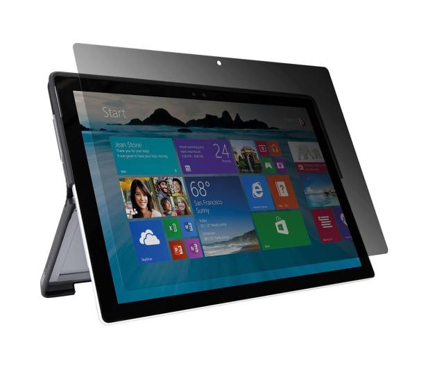 """Targus Filtr Prywatyzujący Microsoft Surface Pro 4 12.3"""" - 423664 - zdjęcie"""