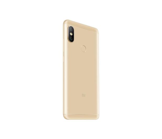 Xiaomi Redmi Note 5 3/32GB Gold - 428385 - zdjęcie 5