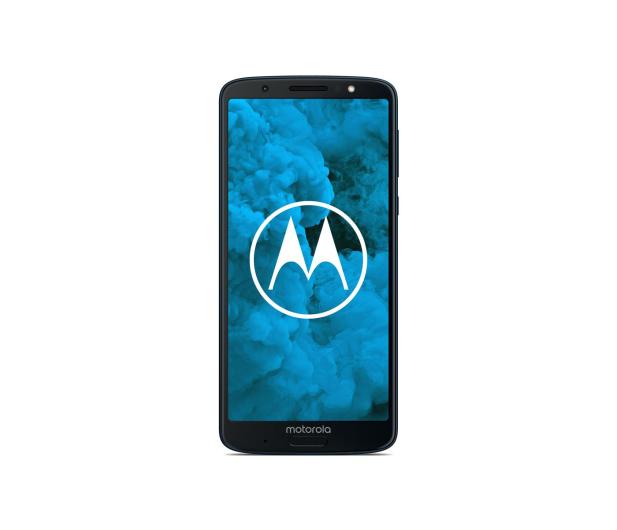 Motorola Moto G6 Plus 4/64GB Dual SIM granatowy + etui - 410741 - zdjęcie 2
