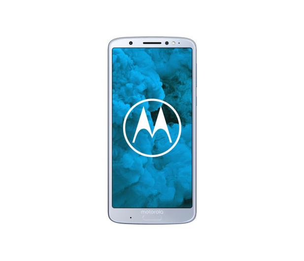 Motorola Moto G6 Plus 4/64GB Dual SIM błękitny + etui - 410743 - zdjęcie 2