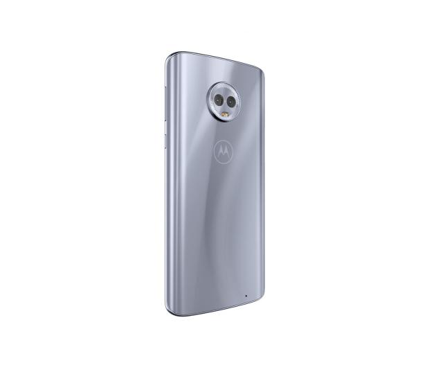 Motorola Moto G6 Plus 4/64GB Dual SIM błękitny + etui - 410743 - zdjęcie 4