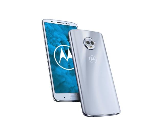 Motorola Moto G6 Plus 4/64GB Dual SIM błękitny + etui - 410743 - zdjęcie 5