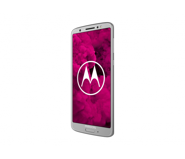 Motorola Moto G6 3/32GB Dual SIM srebrny + etui - 410737 - zdjęcie 4