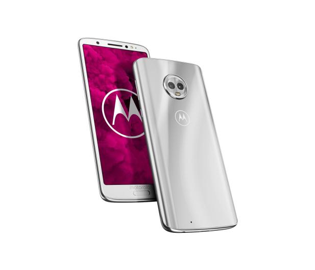 Motorola Moto G6 3/32GB Dual SIM srebrny + etui - 410737 - zdjęcie 7