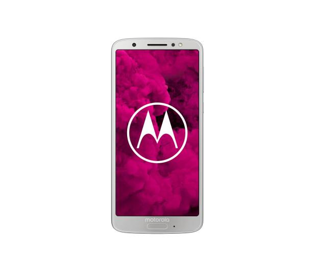 Motorola Moto G6 3/32GB Dual SIM srebrny + etui - 410737 - zdjęcie 2