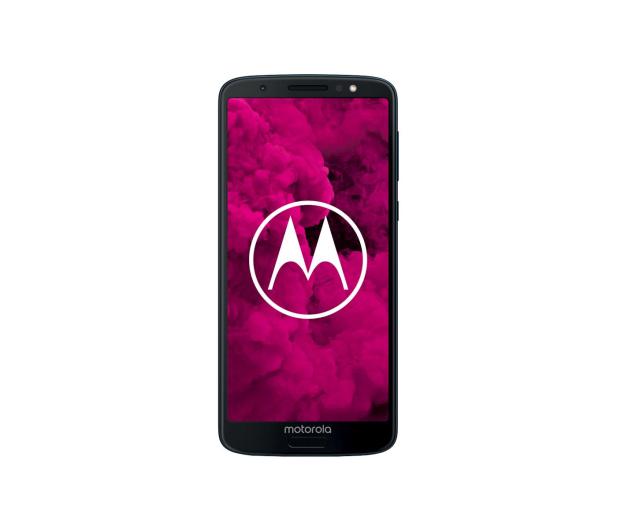 Motorola Moto G6 3/32GB Dual SIM granatowy + etui + 32GB - 483085 - zdjęcie 3