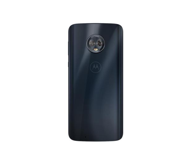 Motorola Moto G6 3/32GB Dual SIM granatowy + etui + 32GB - 483085 - zdjęcie 4