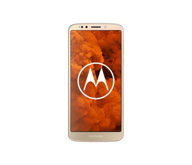 Motorola Moto G6 Play 3/32GB Dual SIM złoty + etui - 410734 - zdjęcie 2