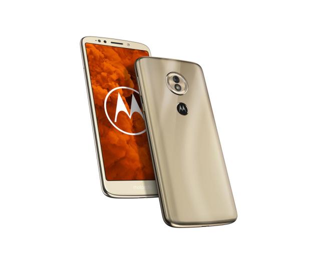 Motorola Moto G6 Play 3/32GB Dual SIM złoty + etui - 410734 - zdjęcie 7