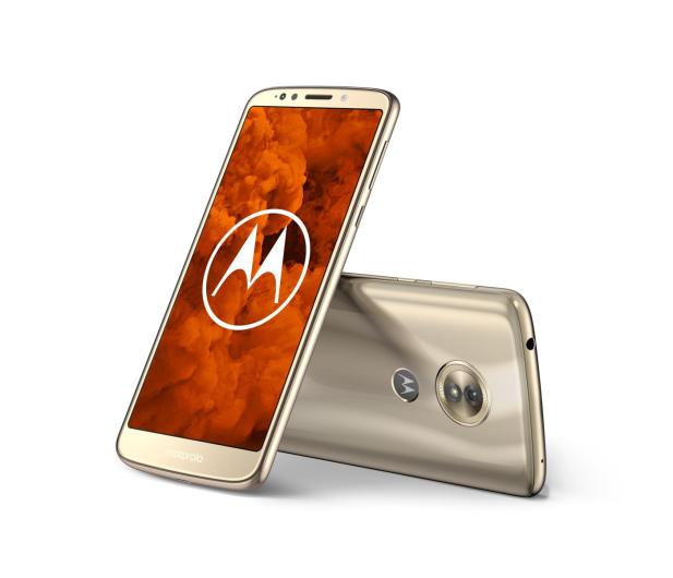 Motorola Moto G6 Play 3/32GB Dual SIM złoty + etui - 410734 - zdjęcie 6