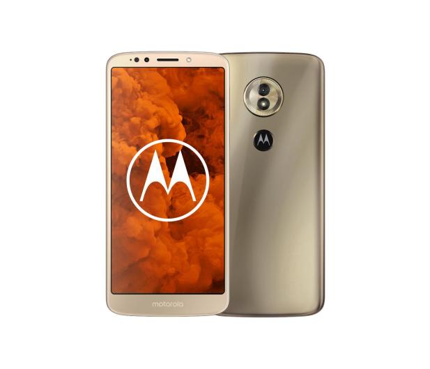 Motorola Moto G6 Play 3/32GB Dual SIM złoty + etui - 410734 - zdjęcie