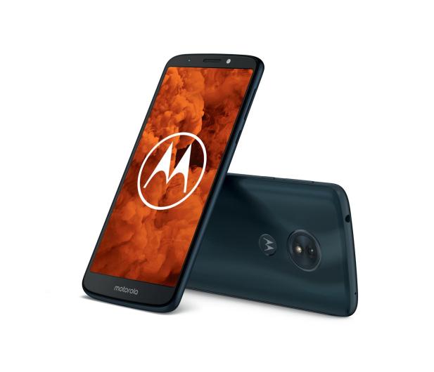 Motorola Moto G6 Play 3/32GB Dual SIM granatowy + etui - 410730 - zdjęcie 6